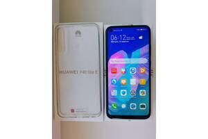 Смартфон Huawei P40 Lite E (4/64 GB) Aurora Blue (ART-L29) dual sim