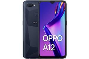 Смартфон OPPO A12 4/64GB Dual Sim Black