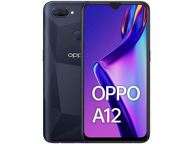 продам Смартфон OPPO A12 4/64GB Dual Sim Black бу в Харькове