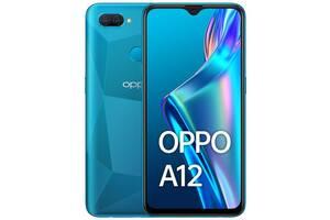 Смартфон OPPO A12 4/64GB Dual Sim Blue