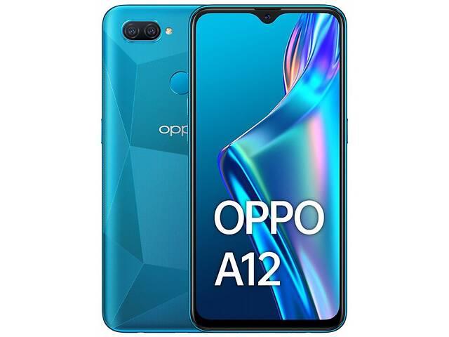 бу Смартфон OPPO A12 4/64GB Dual Sim Blue в Харькове