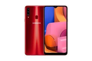 Смартфон Samsung Galaxy A20s 3/32Gb Red (SM-A207)