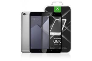 Стекло защитное Vinga для Xiaomi Redmi 5A (Black) (VTPGS-R5A)