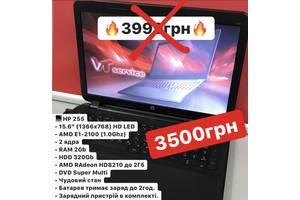 Сучасний ноутбук HP для роботи та навчання 2Gb Ram 320 HDD 2години