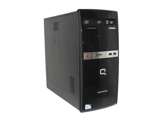 купить бу Системный блок Б/У HP Compaq 500B MT / Intel Core 2 Duo E7500 (2 ядра по 2,93GHz) / 4 GB DDR3 / 80 GB SSD / DVD-RW, C... в Одессе