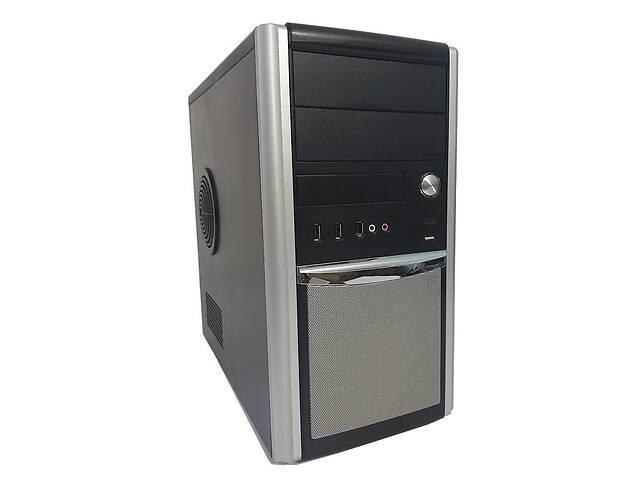 бу Системный блок Б/У Hyundai Pentino Silver Tower / Intel Core i3-4130 (2 (4) ядра по 3.4 GHz) / 8 GB DDR3 / 500 GB HDD... в Одессе