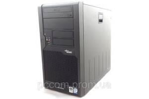Системный блок Fujitsu Esprimo Tower P7935 Core 2 Duo E8400 3.0GHz 8GB RAM 80GB HDD