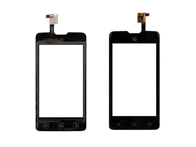 купить бу Тачскрин (Сенсорное стекло) для смартфона Fly IQ449 Pronto черный в Харькове