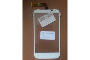 Тачскрін сенсорне скло HTC х315e Sensation ХL білий