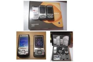 Телефон Nokia 6500s с гарнитурой и инструкциями, в коробке + подарок Nokia 6280