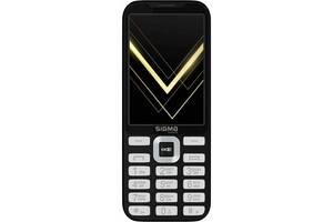 Телефон Sigma mobile X-style 35 Screen Black (Код товара:10989)