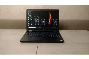 Ультрабук Dell Latitude E5570, 15,6'' FHD IPS, i5-6300U, 16GB DDR4, новый 256GB SSD, хорошее состояние, хорошая батарея.Гарантия