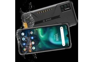 Umidigi Bison 6/128GB NFC IP68 IP69K MIL-STD-810G 48 МП 24 МП