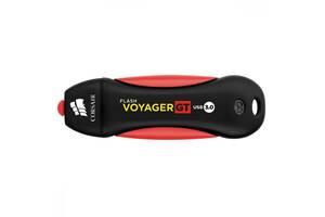 USB флеш накопитель CORSAIR 512GB Voyager GT Black USB 3.0 (CMFVYGT3C-512GB)