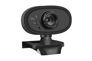 Веб-камера Xtrike Me USB XPC01 Черная (gr_017205)