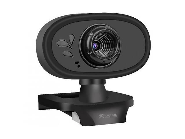 продам Веб-камера Xtrike Me USB XPC01 Черная (gr_017205) бу в Киеве