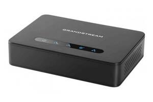VoIP-Шлюз Grandstream HandyTone HT812, 2 порта FXS, гигабитный NAT-маршрутизатор, 1LAN, 1WAN