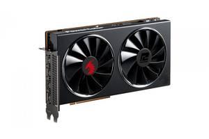 Видеокарта AMD Radeon RX 5700 XT 8GB GDDR6 Red Dragon PowerColor (AXRX 5700XT 8GBD6-3DHR/OC)
