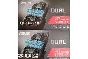 Видеокарта ASUS Radeon RX 5700 XT 8192Mb DUAL OC EVO