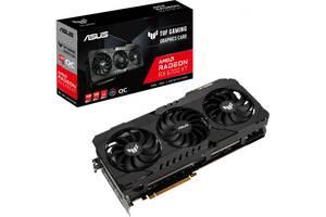 Видеокарта ASUS Radeon RX 6700 XT 12Gb TUF OC GAMING (TUF-RX6700XT-O12G-GAMING)