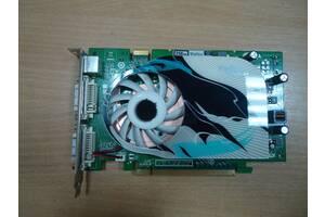Видеокарта GeForce 8600 GT 128 bit DDR3