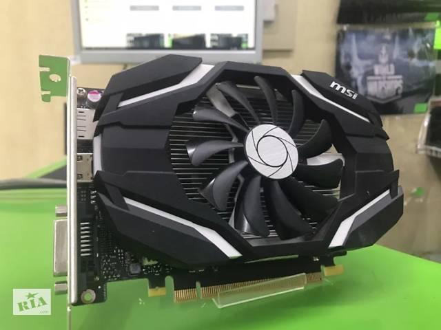 продам Видеокарта MSI GeForce GTX 1050 (2Gb | GDDR5 | 128Bit) бу в Одессе