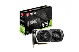 Видеокарта MSI GeForce RTX2070 SUPER 8GB GDDR6 ARMOR (RTX2070_SUPER_ARMOR)