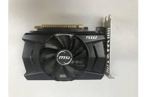 Видеокарта MSI Radeon R7 360 2GB мощная игровая без подключения доп питания