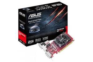 Видеокарта Radeon R7 240 2048Mb ASUS (R7240-2GD5-L)