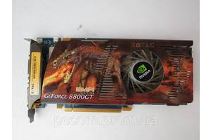 Видеокарта Zotac GeForce 8800 GT AMP edition PCI-E 512MB DDR3