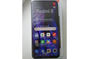 Xiaomi Redmi 9 4/64 GB Global Новый (FullHD, Helio G80, 5000мАч)