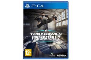 Игра SONY Tony Hawk Pro Skater 1+2 Коллекционное и (88484EF)