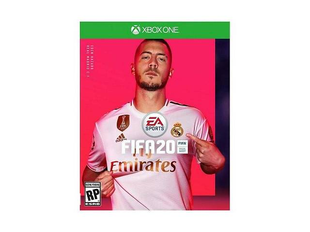 купить бу Игра Xbox FIFA20 [Xbox One, Russian version] (1056049) в Харькове