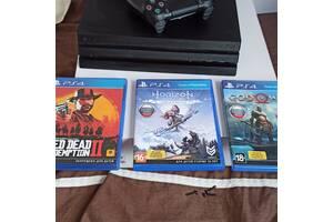 Ігрова приставка Sony PlayStation 4Pro
