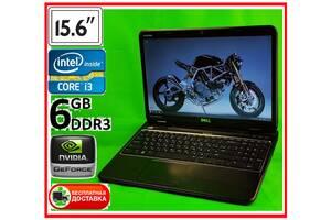 Игровой ноутбук Dell: Intel CORE i5 GEFORCE 6Gb. БЕСПЛАТНАЯ доставка