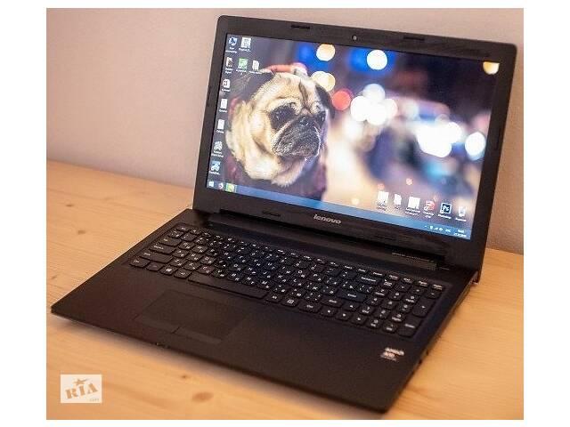 продам Игровой ноутбук Lenovo G505s (4 ядра, 8 гиг, как новый).    бу в Киеве