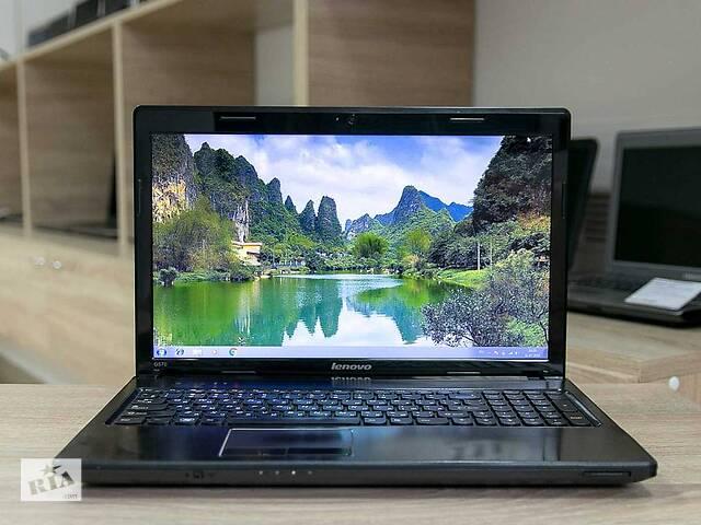 Продам ноутбук Lenovo G570(Core I3 4гига батарея 3часа) - объявление о продаже  в Киеве