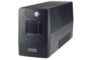 Источник бесперебойного питания Mustek PowerMust 600 EG Line Int. (600-LED-LIG-T10)