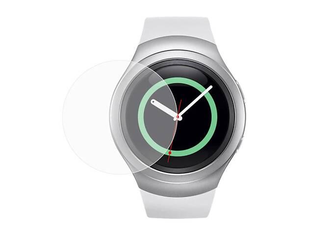 купить бу Закаленное защитное стекло для часов Samsung Galaxy Gear S3 Watch в Запорожье