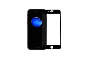 Защитное стекло 3D Full Cover для iPhone 6/6S Черный|Полное покрытие|айфон 6/6с