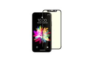 Защитное стекло 3D Full Cover для iPhone X/Xs Черный|Полное покрытие|айфон Х/Хс