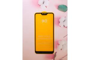 Защитное закалённое стекло 9D для Xiaomi Redmi 6 Pro / A2 lite Black