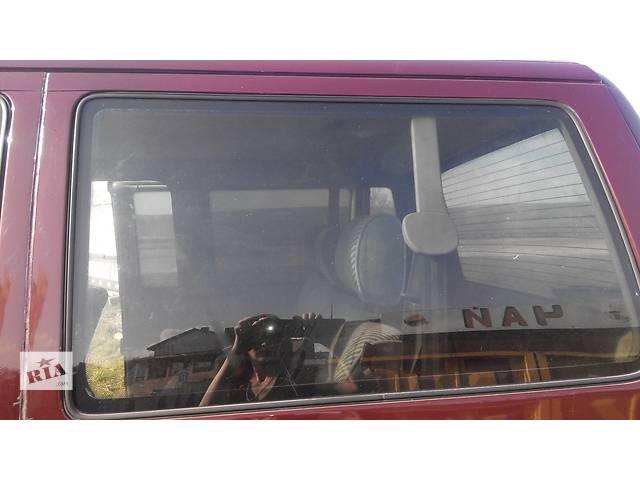 продам  Cтекло в кузов Volkswagen Caravella Фольсваген Т4 (Транспортер, Каравелла) бу в Ровно