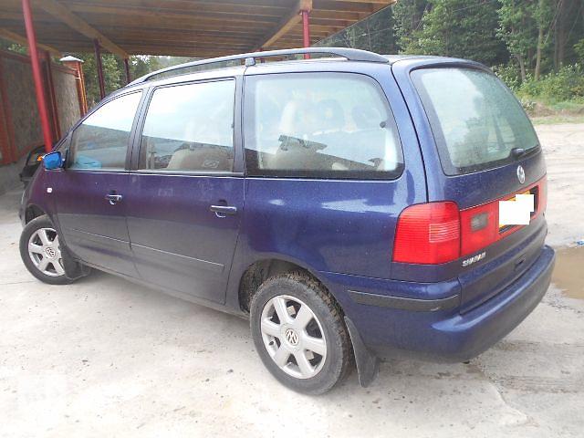 бу Cтекло двери для Volkswagen Sharan 2002 в Львове