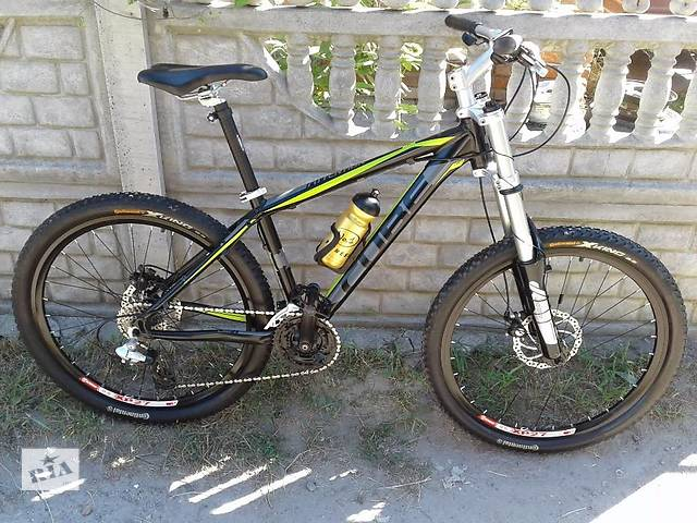продам CUBE Attention MTB Made in Bavaria бу в Миргороде