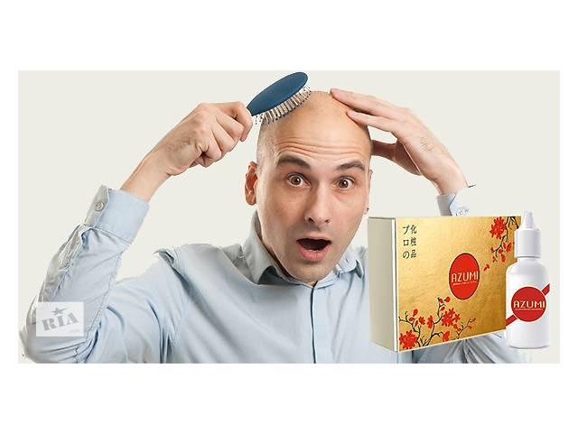 купить бу Cыворотка Azumi для восстановления роста волос в Полтаве