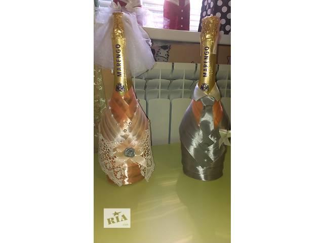 купить бу Декор бутылок в Одессе