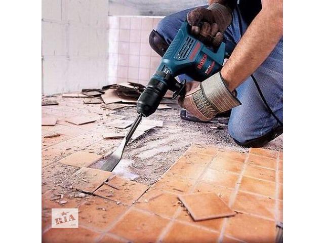 Демонтажные работы любой сложности!- объявление о продаже  в Одессе
