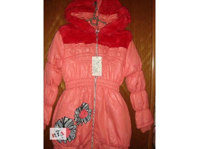 Демисезонное пальто на девочку- объявление о продаже  в Харькове