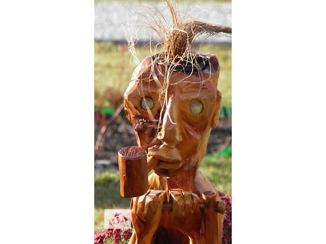 купить бу Деревянная скульптура в Желтых Водах